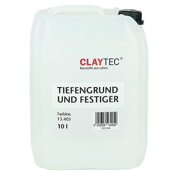 Claytec Diepgrond en Versteviger, jerrycan 10 liter