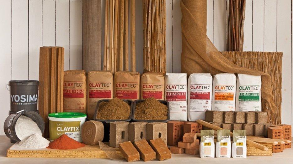 Claytec Leem producten winkel