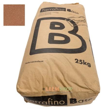 Tierrafino Base RODE basisleem met stro 25 kilo