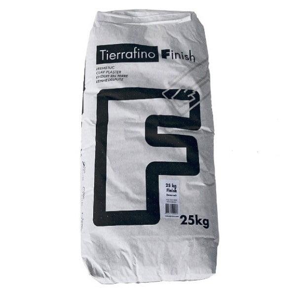 Tierrafino Leemstuc finish zak