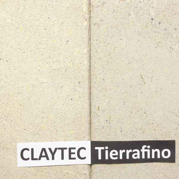 Witte Basisleem Claytec en Tierrafino
